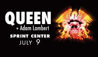Queen and Adam Lambert tickets at Sprint Center in Kansas City
