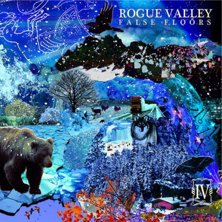 "Of all the songs on the four full albums that Rogue Valley released in a year's time back in 2010/2011, it's ""The Wolves & The Ravens"" which"