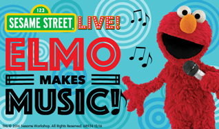 Sesame Street Live: Elmo Makes Music tickets at Microsoft Theater in Los Angeles