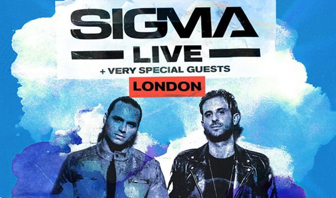 SIGMA - LIVE tickets at Royal Albert Hall in London