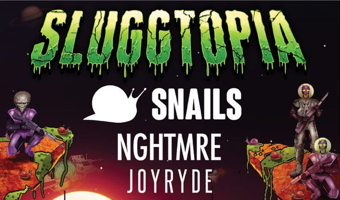 Snails + NGHTMRE **SOLD OUT** tickets at Red Rocks Amphitheatre in Morrison