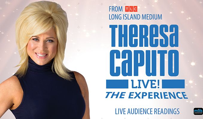 Theresa Caputo Live! The Experience tickets at The Warfield in San Francisco