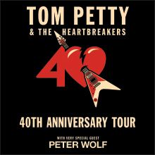 Tom Petty and The Heartbreakers tickets at Forest Hills Stadium in Queens