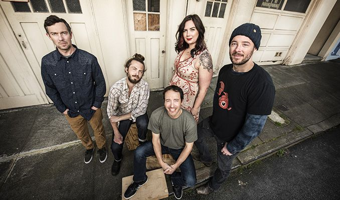 Yonder Mountain String Band tickets at Rams Head Live! in Baltimore