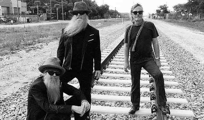ZZ Top tickets at Abraham Chavez Theatre, El Paso