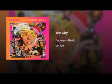 5 best Anderson .Paak lyrics