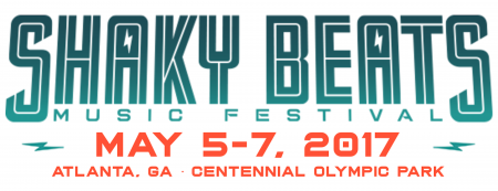 The second annual Shaky Beats festival takes place at Centennial Olympic Park in downtown Atlanta on May 5-7.