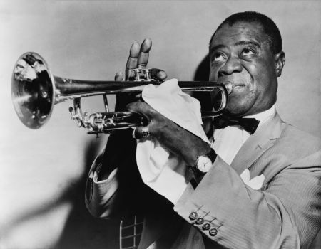 Louis Armstrong will get you in the mood for love