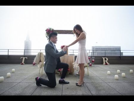 Best places to propose in San Francisco, Oakland and San Jose