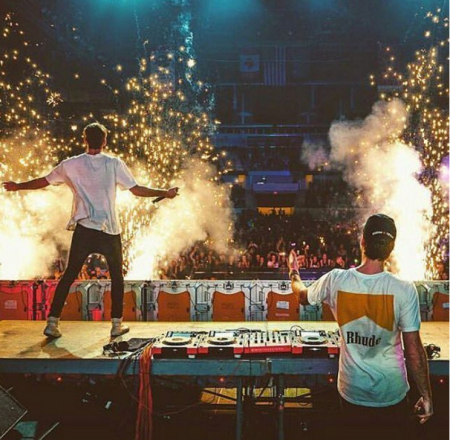 The Chainsmokers will make their mark on New York with a pair of tour closing shows