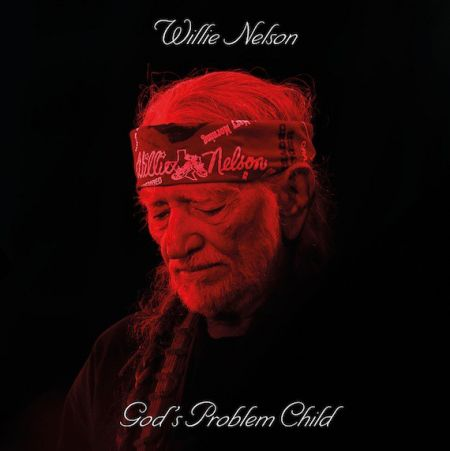 Willie Nelson to release new album God's Problem Child.
