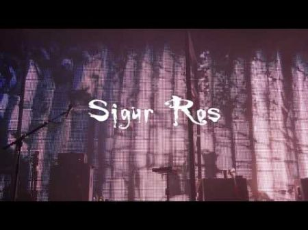 Sigur Rós design fall European tour