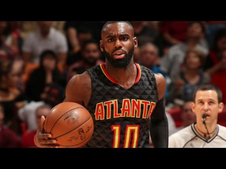 Hawks' patience pays off with Tim Hardaway Jr.