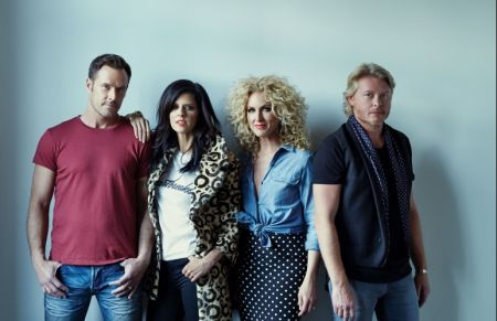"Little Big Town release new song ""Happy People,"" from their new album The Breaker."