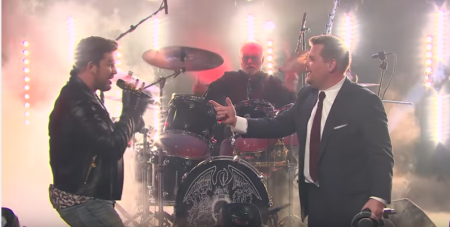 Watch James Corden vs. Adam Lambert: The Queen frontman battle