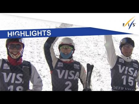 Qi wins men's aerials World Cup event in Deer Valley