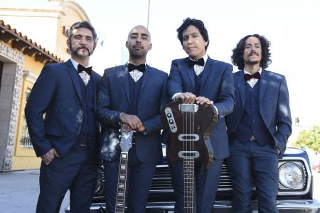 Chicano Batman re-releases Johnnie Walker's classic single 'This Land Is Your Land', new album due in March.
