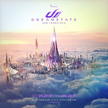 Dreamstate San Francisco festival announces 2017 lineup