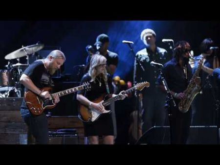 Watch: Tedeschi Trucks Band releases 'Keep on Growing' from upcoming live set