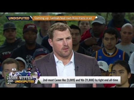 Cowboys' Jason Witten uncertain how much longer he'll play in the NFL