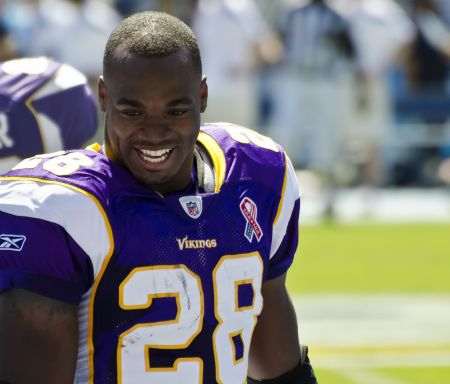 Superstar running back Adrian Peterson could be headed to the Dallas Cowboys during the NFL offseason.