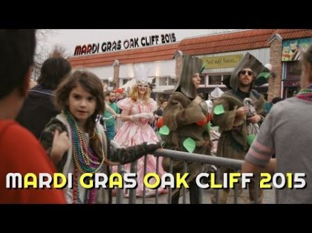 Best free family Mardi Gras events in Dallas and Ft. Worth 2017