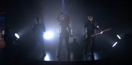 "The Band Perry perform on ""The Tonight Show."""