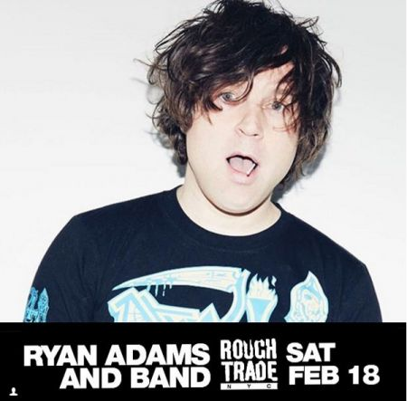 Not only is writing for the NYT, but he will also be performing at Rough Trade NYC on Feb. 18.