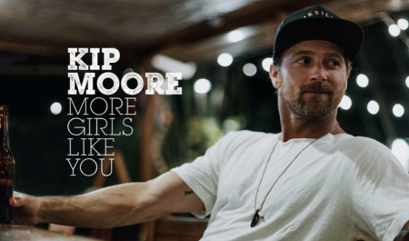 "Kip Moore releases new single ""More Girls Like You."""