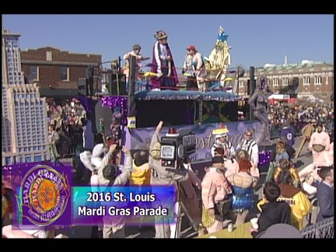Best Free Family Mardi Gras Events In St Louis 2017