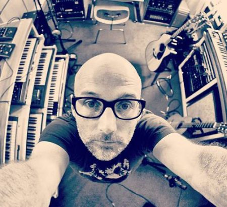 According to Moby, preferring the higher quality of vinyl over digitally compressed audio is an inner human desire.