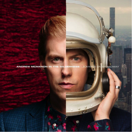 Andrew McMahon in the Wilderness new album, 'Zombies on Broadway,' is out and tour begins in March