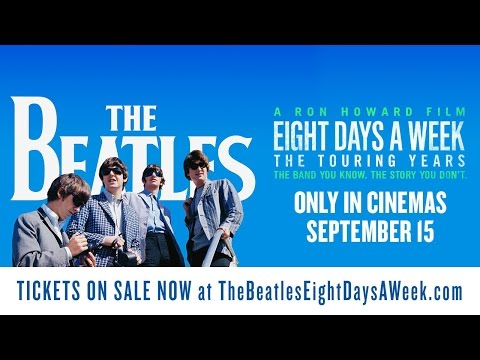 'Eight Days a Week: The Touring Years' wins Grammy for Beatles, Ron Howard