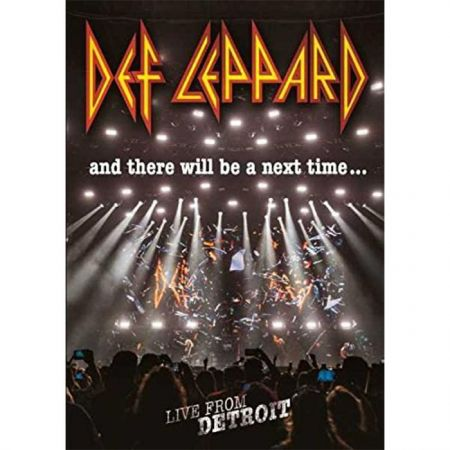 Def Leppard DVD captures classic band live in Detroit