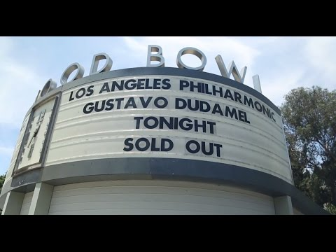 Hollywood Bowl announce their 2017 concert season schedule