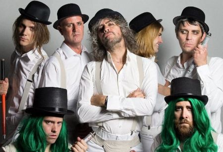 Flaming Lips' Wayne Coyne talk new album, fear of fantasy, and working with Miley Cyrus in a new interview.
