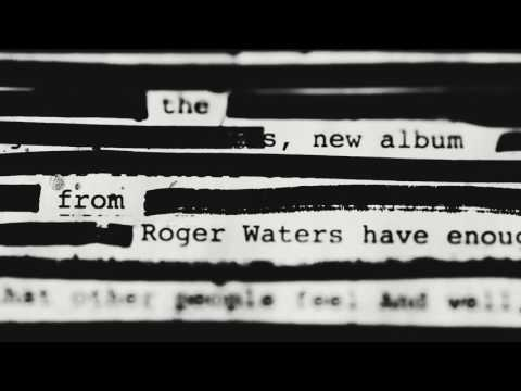 Watch: Roger Waters reveals album title in video teaser 'Is This What We Really Want?'