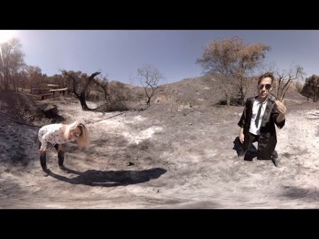 The Kills release VR video with 'Whirling Eye'