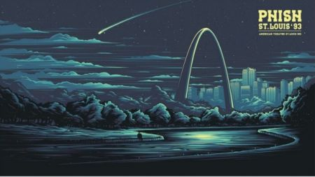 Phish's St. Louis '93 available March 31.