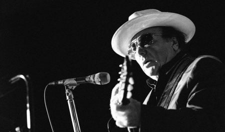 Van Morrison will be bringing his eclectic body of work to the Theatre at Ace Hotel in March