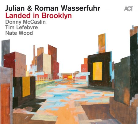 German trumpeter Julian and pianist Roman Wasserfuhr use every jazz asset at their disposal to portray action-packed New York City in the ne