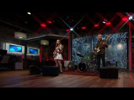 Watch: Margaret Glaspy rises early for 'CBS This Morning' performance