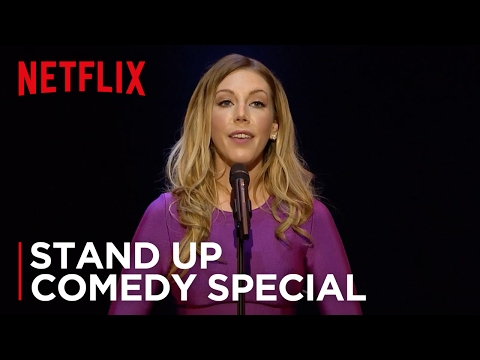 Interview: Katherine Ryan tells it like it is with her Netflix comedy special, 'In Trouble'