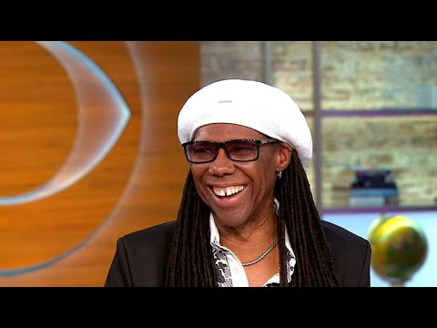 Nile Rodgers welcomes 2017 Songwriters Hall of Fame inductees
