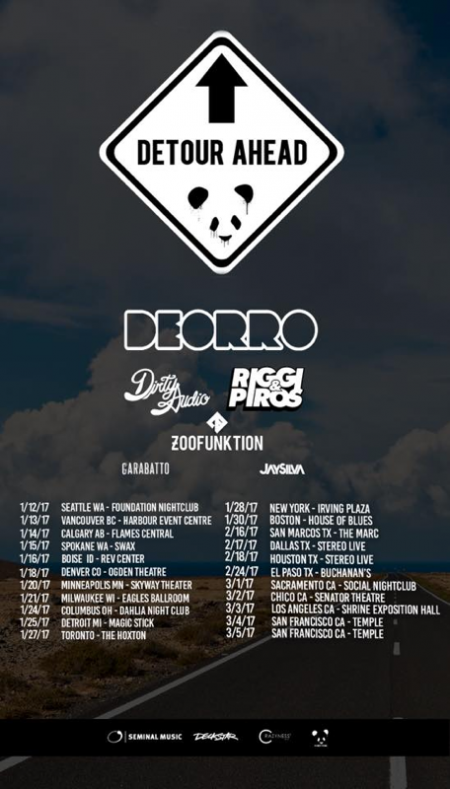 Enter for a chance to win a pair of tickets to see Deorro at The Shrine in LA