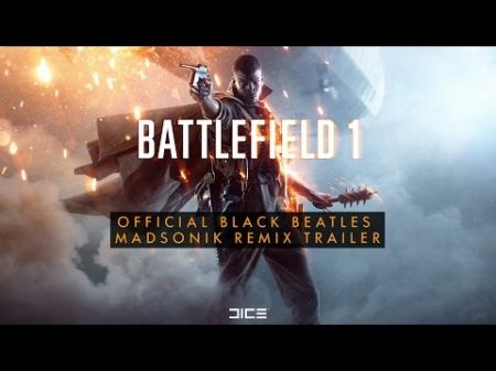 Rae Sremmurd & Madsonik release Battlefield 1-themed remix of 'Black Beatles'