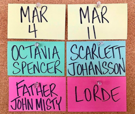 Lorde and Father John Misty will be performing some new material on Saturday Night Live next month.