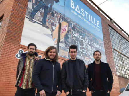 Before Bastille takes the stage at both weekends of Coachella, here are five of their best lyrics to familiarize yourself with.