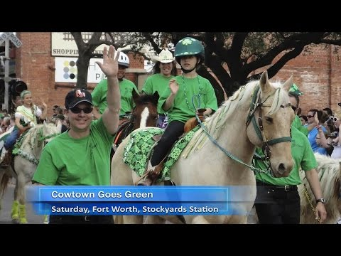 Best free family St. Patrick's Day events in Dallas and Fort Worth 2017