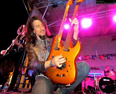 "Renowned guitarist, producer and engineer Ron ""Bumblefoot"" Thal, who spent eight years in Guns N' Roses, discussed with AXS on Monday his wi"